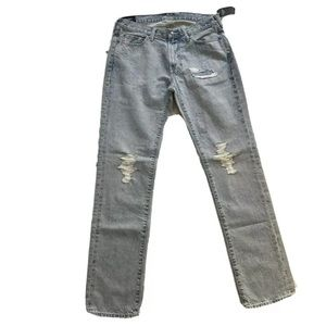 Abercrombie & Fitch Kennan Straight Fit Jeans
